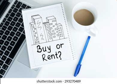 Property investment decision buy or rent