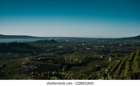 prosecco Hills valdobbiadene