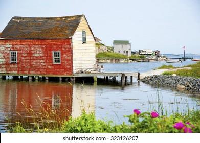 Prospect Village in Nova Scotia's' Halifax Regional Municipality, Canada