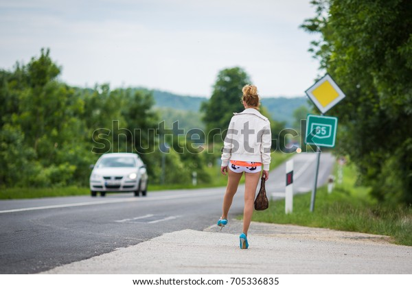 Teen girls Road