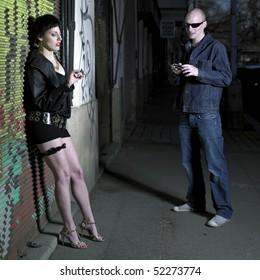 Street hooker galleries