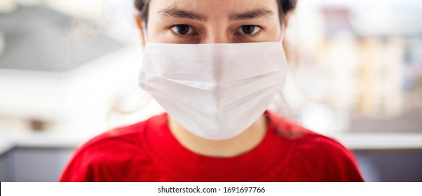 To protect against Corona virus Covid-19, it is necessary to wear a mask. People continue to mask everyday life in Turkey. Turkey, Istanbul 30 March 2020