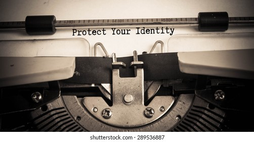 protect your identity phrase
