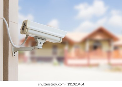 Protect Your Property With CCTV Camera