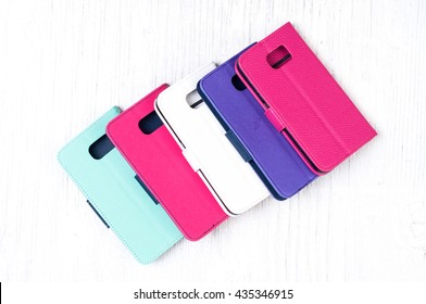 Protect your smart phone with colorful cases