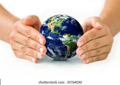 Protecting World