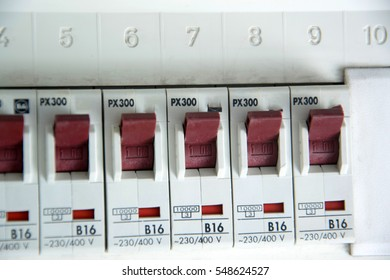 Protection of electrical installation - setting the switchboard