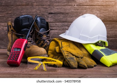 Protective equipment and contact use work industry
