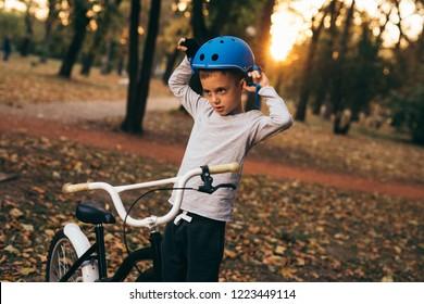 Protective helmet is very important