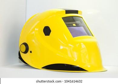 protective helmet for welding