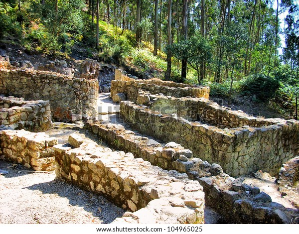 Proto-historic settlement in Esposende, Portugal
