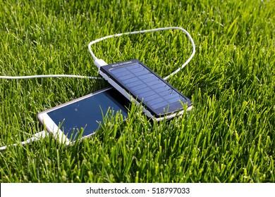 the prototivny solar battery for gadgets