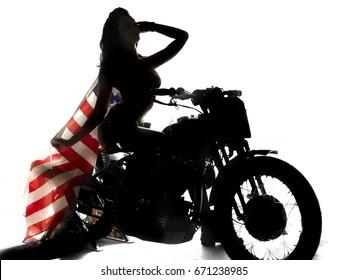 Biker chick pics Biker Chick Hd Stock Images Shutterstock