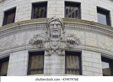 Providence, Rhode Island, USA.