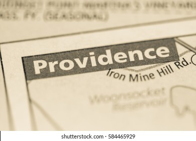 Providence. Rhode Island. USA