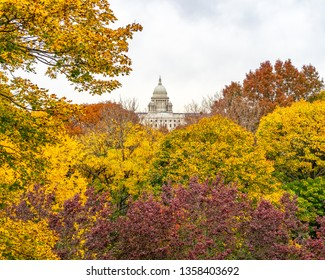 Providence State House, Rhode Island, Providence