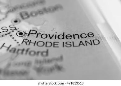 Providence. USA.