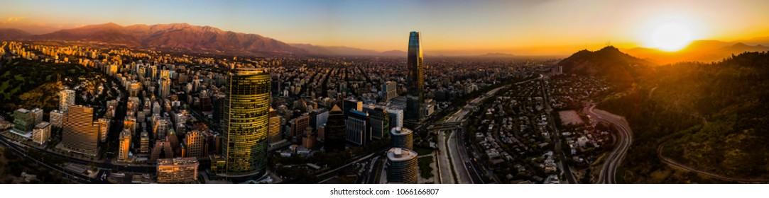 Providencia in Santiago, chile