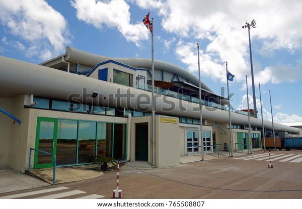 Providenciales Turks Caicos 8 Jul 2017 Stock Photo (Edit Now