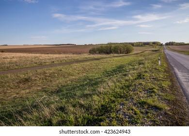 the provincial landscape