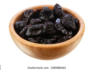 Prunes in bowl