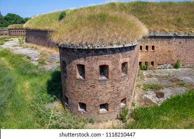 Prussian defensive fort from the 19th century