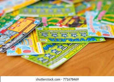 Lotto Ticket Symbols Stock Photos Images Photography Shutterstock