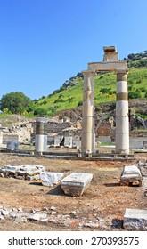 The Prytaneion at Ephesus, Turkey