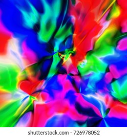 psychedelic background.bright colorful patterns. background screensaver..