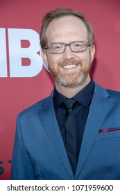 "Ptolemy Slocum attends Los Angeles Season 2 Premiere of the HBO Drama Series ""WESTWORLD""  at Cinerama Dome, Los Angeles, CA on April 16th, 2018"