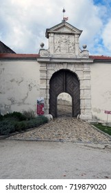 Ptuj Castle is a powerful medieval fortress, a local history museum and the main attraction of the city
