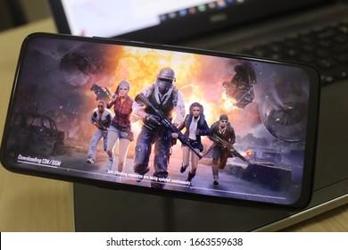 PUBG Mobile Battle War Games