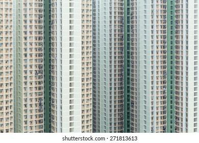 Public apartment building