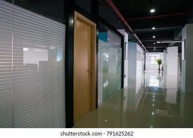 public area in a modern office