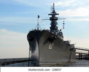 public Battleship park near mobile, AL