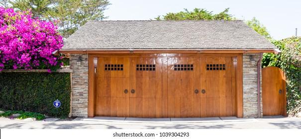 Public Garage Door