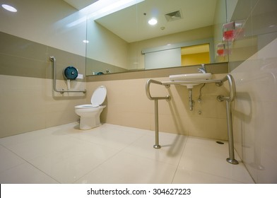 handicap bathroom images  stock photos   vectors Handicap Public Bathroom Handicap Bathroom Plans