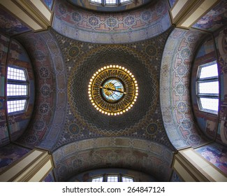 Public Library Rotunda