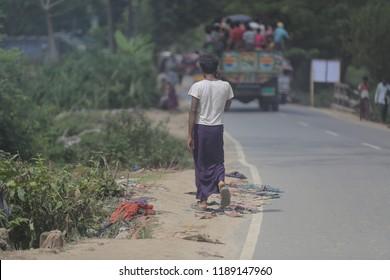 Public life of Rohingya refugees in Bangladesh