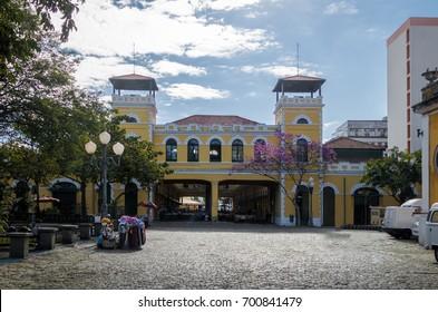 Public Market (Mercado Publico) - Florianopolis, Santa Catarina, Brazil