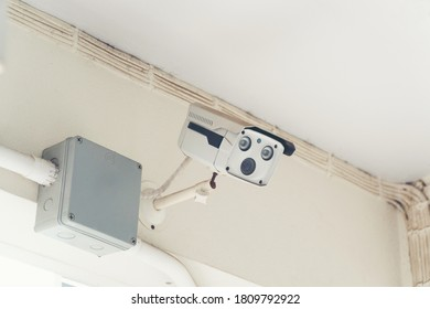 The public security CCTV camera is a growing problem for indoor building or house. Smart cities are, as a concept, safer cities. closed circuit camera