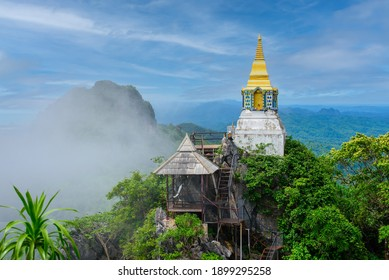 a public temple on the hill off Lampang Unseen Thailand