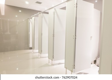 Public Toilet Restroomlavatory Doors