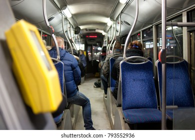 Public transport and e tickets