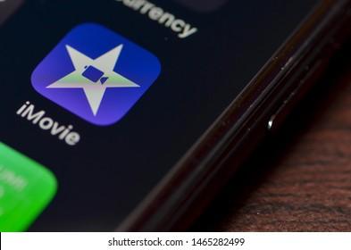 Imovie App Images, Stock Photos & Vectors | Shutterstock