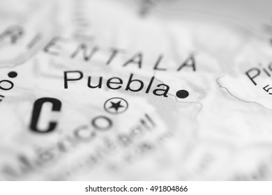 Puebla. Mexico.