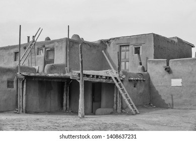 Pueblo Indian Reservation in Taos, New Mexico
