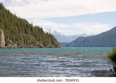 Puelo Lake, Patagonia Argentina