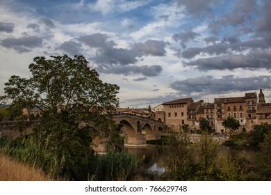 Puente de La Reina, España