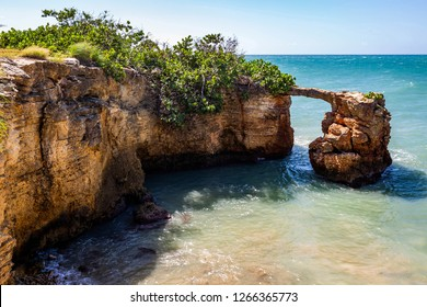 Puente de Piedra Cabo Rojo Puerto Rico secret attraction